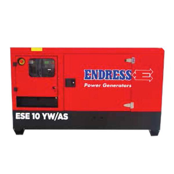 Venta y Renta de Generadores de luz ESE 10 YW/AS marca Endress