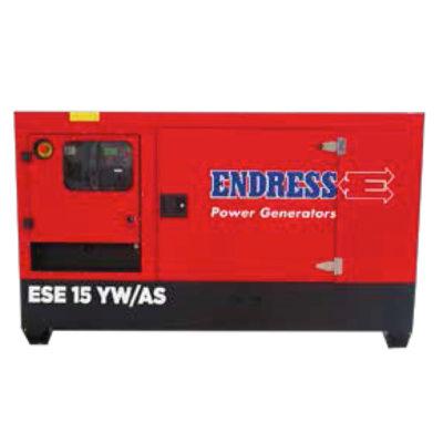 Venta y Renta de Generadores de luz ESE 15 YW/AS marca Endress