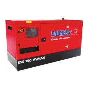 Venta y Renta de Generadores de luz ESE 150 VW/AS marca Endress