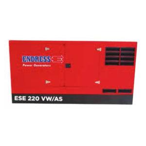 Venta y Renta de Generadores de luz ESE 220 VW/AS marca Endress