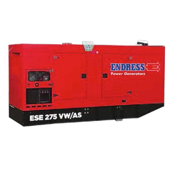 Venta y Renta de Generadores de luz ESE 275 VW/AS marca Endress
