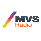 Logotipo MVS Radio