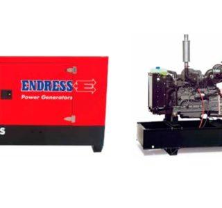 Generador eléctrico Endress ESE 45 YW   Be Solutions, Venta, Renta y Mantenimiento de Generadores Eléctricas