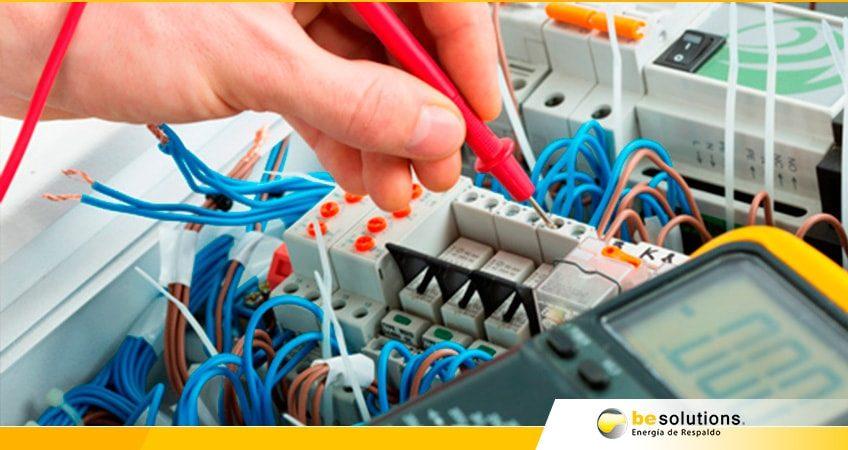 Cómo solicitar mantenimiento electromecánico con Be Solutions